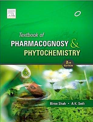 Portada del libro 9788131234587 Textbook of Pharmacognosy and Phytochemistry