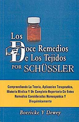 Portada del libro 9788131902516 Los Doce Remedios de los Tejidos por Schüssler