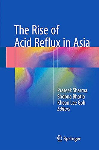 Portada del libro 9788132208457 The Rise of Acid Reflux in Asia