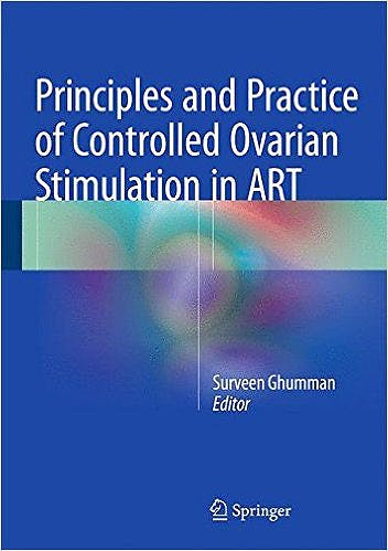 Portada del libro 9788132216858 Principles and Practice of Controlled Ovarian Stimulation in Art