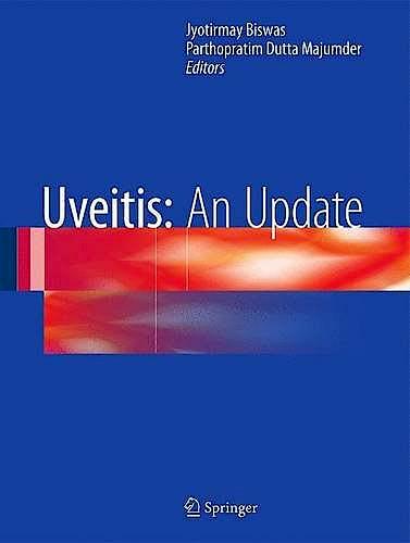 Portada del libro 9788132222941 Uveitis: An Update