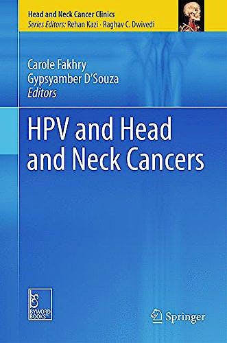 Portada del libro 9788132224129 Hpv and Head and Neck Cancers
