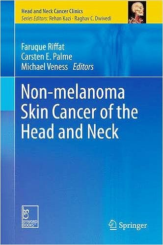 Portada del libro 9788132224969 Non-Melanoma Skin Cancer of the Head and Neck (Head and Neck Cancer Clinics)