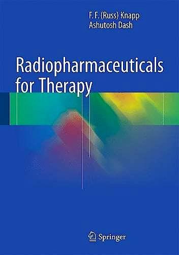 Portada del libro 9788132226062 Radiopharmaceuticals for Therapy