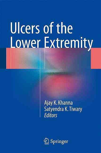 Portada del libro 9788132226338 Ulcers of the Lower Extremity