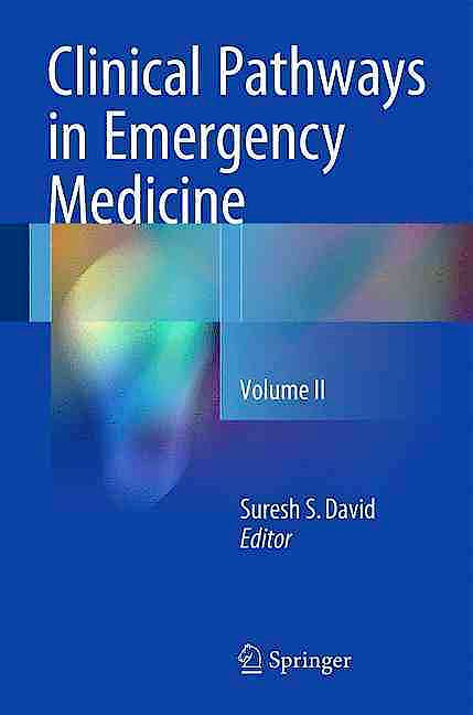 Portada del libro 9788132227113 Clinical Pathways in Emergency Medicine, Vol. II