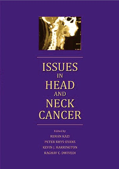 Portada del libro 9788181930767 Issues in Head and Neck Cancer
