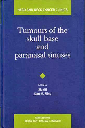 Portada del libro 9788181930835 Tumours of the Skull Base and Paranasal Sinuses