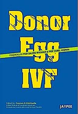 Portada del libro 9788184480931 Donor Egg Ivf