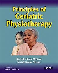 Portada del libro 9788184481051 Principles of Geriatric Physiotherapy