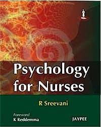 Portada del libro 9788184484465 Psychology for Nurses