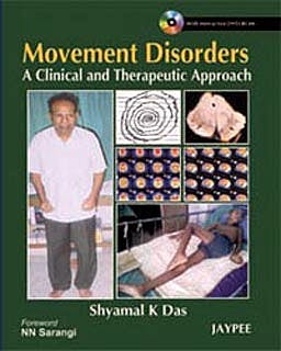 Portada del libro 9788184485264 Movement Disorders. a Clinical and Therapeutic Approach + Dvd