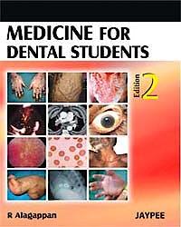 Portada del libro 9788184485288 Medicine for Dental Students