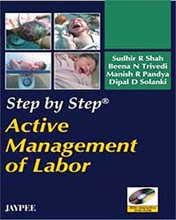 Portada del libro 9788184485561 Step by Step Active Management of Labor