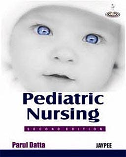Portada del libro 9788184485684 Pediatric Nursing