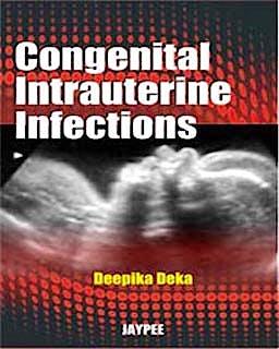 Portada del libro 9788184485707 Congenital Intrauterine Infections