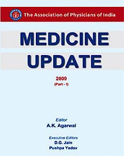Portada del libro 9788184485790 Medicine Update 2009