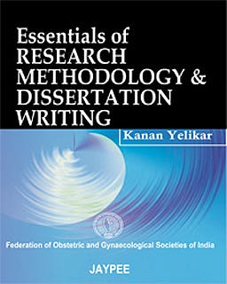 Portada del libro 9788184485899 Essentials of Research Methodology and Dissertation Writing