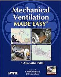 Portada del libro 9788184486407 Mechanical Ventilation Made Easy