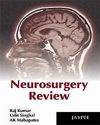 Portada del libro 9788184486520 Neurosurgery Review