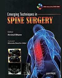 Portada del libro 9788184486964 Emerging Techniques in Spine Surgery