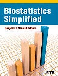 Portada del libro 9788184487480 Biostatistics Simplified