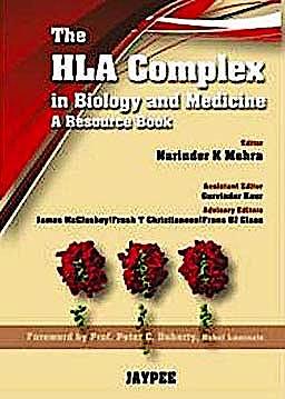 Portada del libro 9788184488708 The Hla Complex in Biology and Medicine. a Resource Book