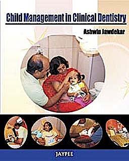 Portada del libro 9788184488739 Child Management in Clinical Dentistry
