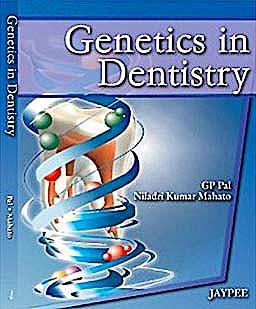 Portada del libro 9788184489415 Genetics in Dentistry