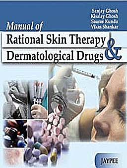 Portada del libro 9788184489453 Manual of Rational Skin Therapy and Dermatological Drugs