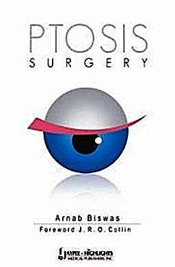 Portada del libro 9788184489637 Ptosis Surgery