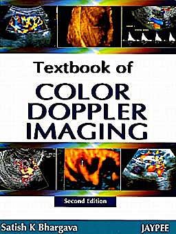 Portada del libro 9788184489965 Textbook of Colour Doppler Imaging