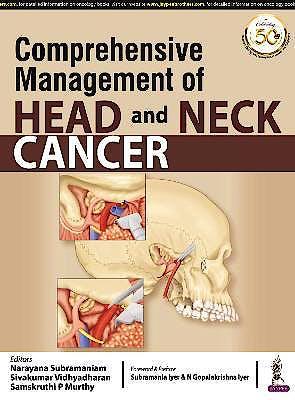 Portada del libro 9788194709046 Comprehensive Management of Head and Neck Cancer