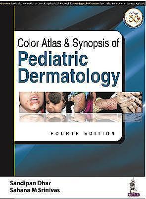 Portada del libro 9788194709060 Color Atlas & Synopsis of Pediatric Dermatology