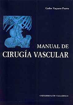 Portada del libro 9788400000004 Manual de Cirugia Vascular