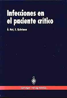 Portada del libro 9788407001769 Infecciones en el Paciente Critico