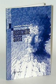Portada del libro 9788407002254 Dissociative States