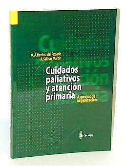 Portada del libro 9788407002285 Cuidados Paliativos y Atención Primaria