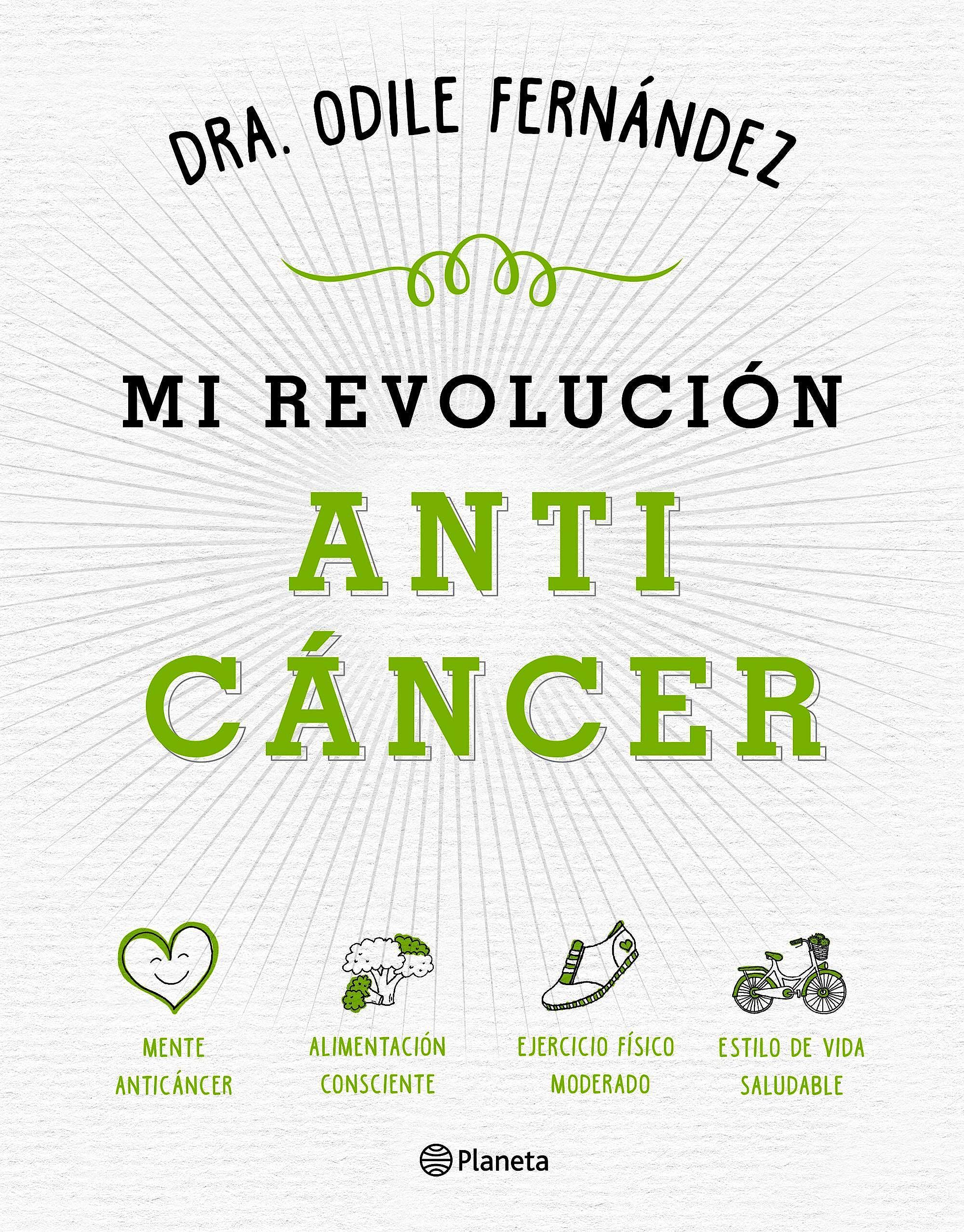 Portada del libro 9788408165194 Mi Revolucion Anticancer