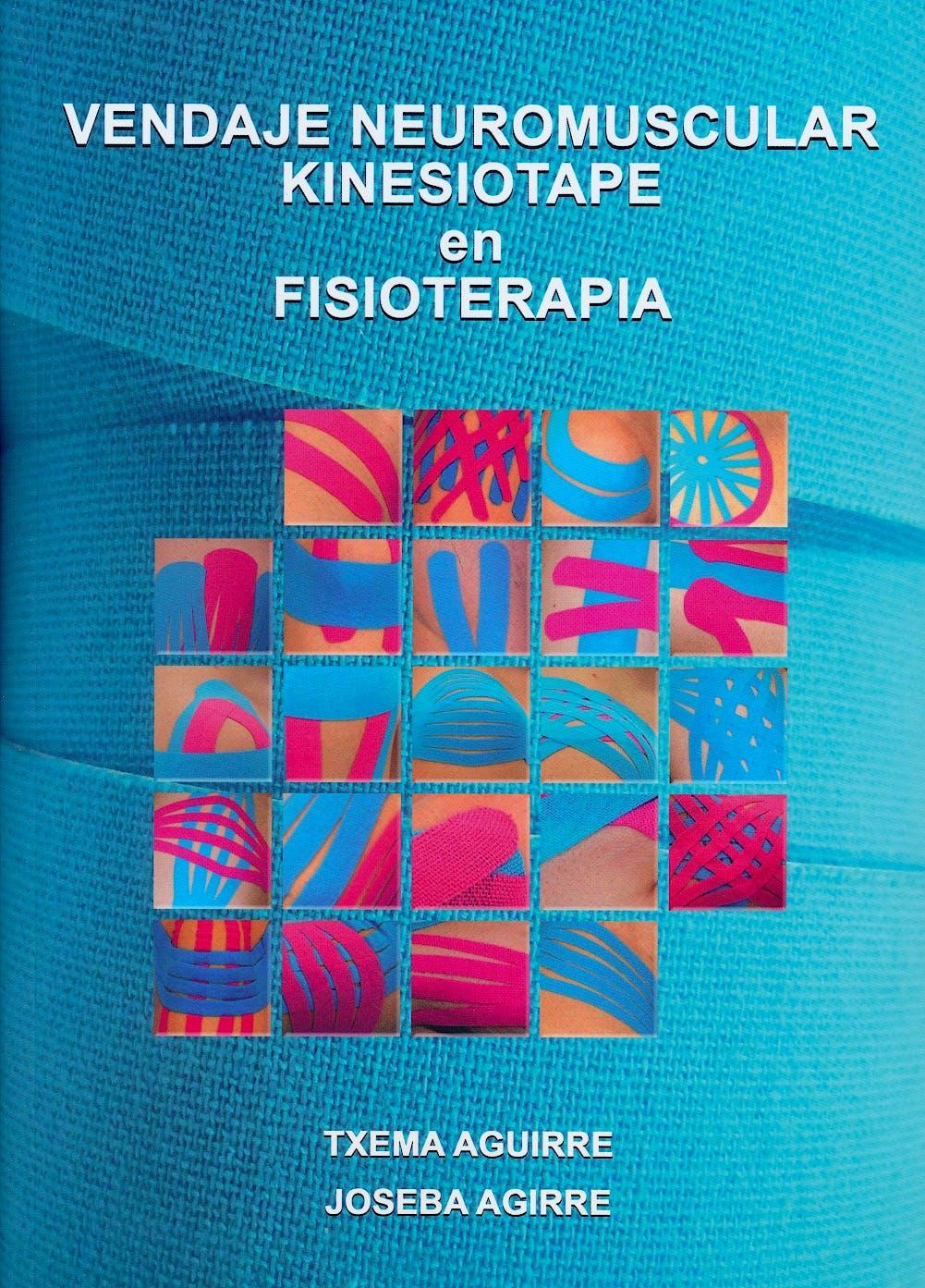 Portada del libro 9788409034062 Vendaje Neuromuscular Kinesiotape en Fisioterapia