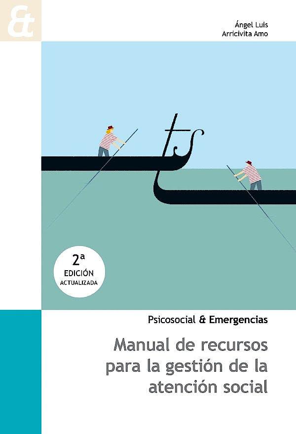 Portada del libro 9788409133185 Manual de Recursos para la Gestión de la Atención Social