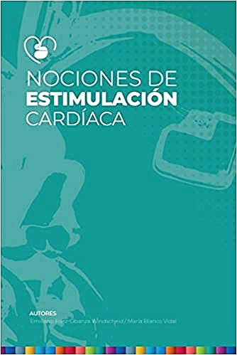 Portada del libro 9788409147618 Nociones de Estimulación Cardíaca