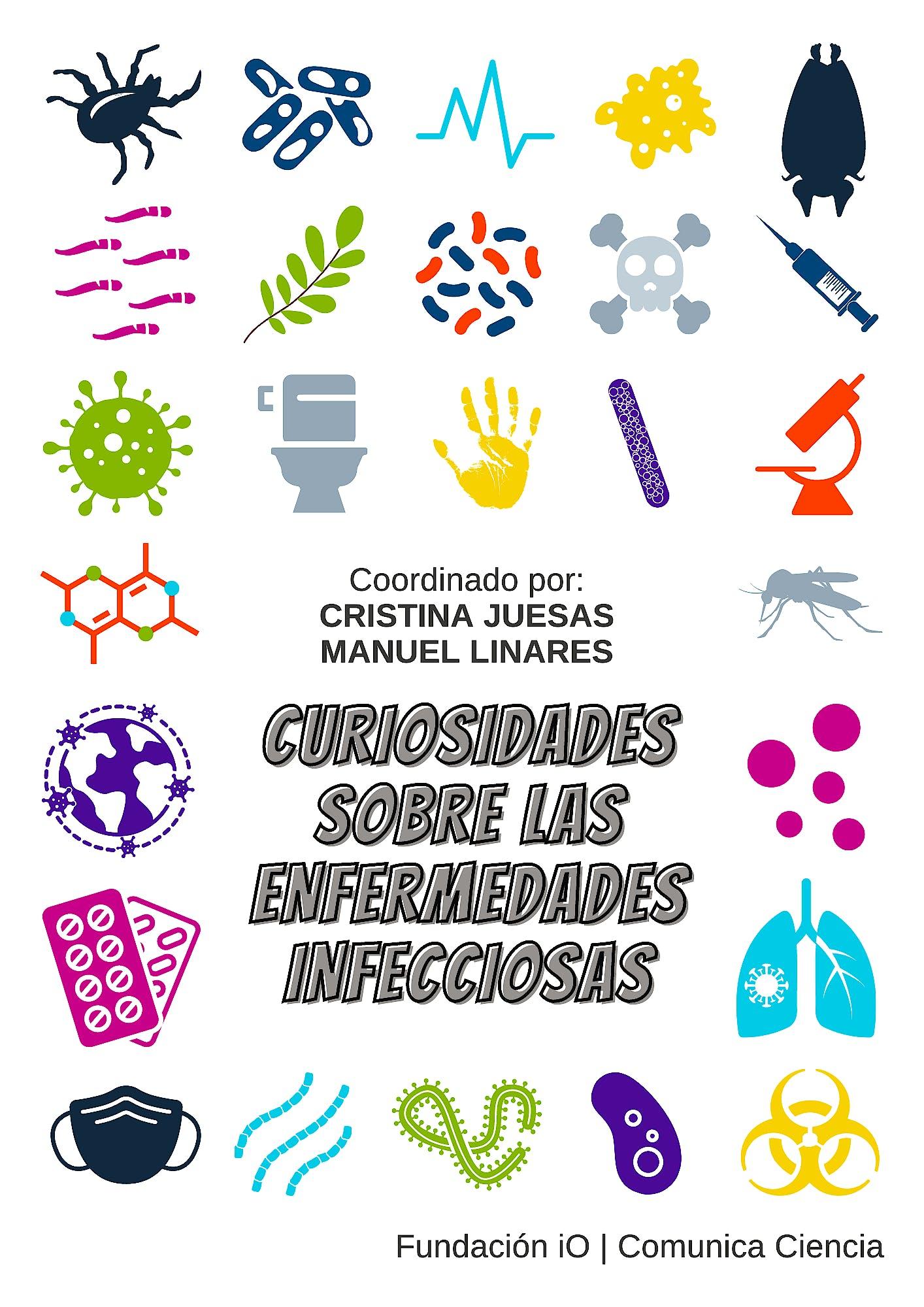 Portada del libro 9788409328888 Curiosidades Sobre las Enfermedades Infecciosas