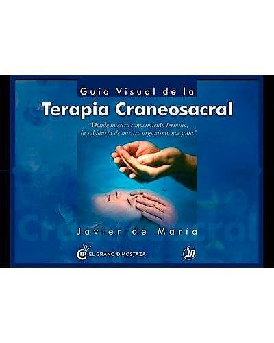 Portada del libro 9788412017854 Guía Visual de la Terapia Craneosacral