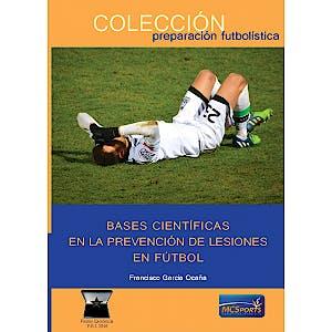 Portada del libro 9788412084375 Bases Científicas en la Prevención de Lesiones en Fútbol