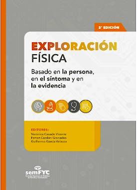 Portada del libro 9788412107074 Exploración Física. Basado en la Persona, en el Síntoma y en la Evidencia