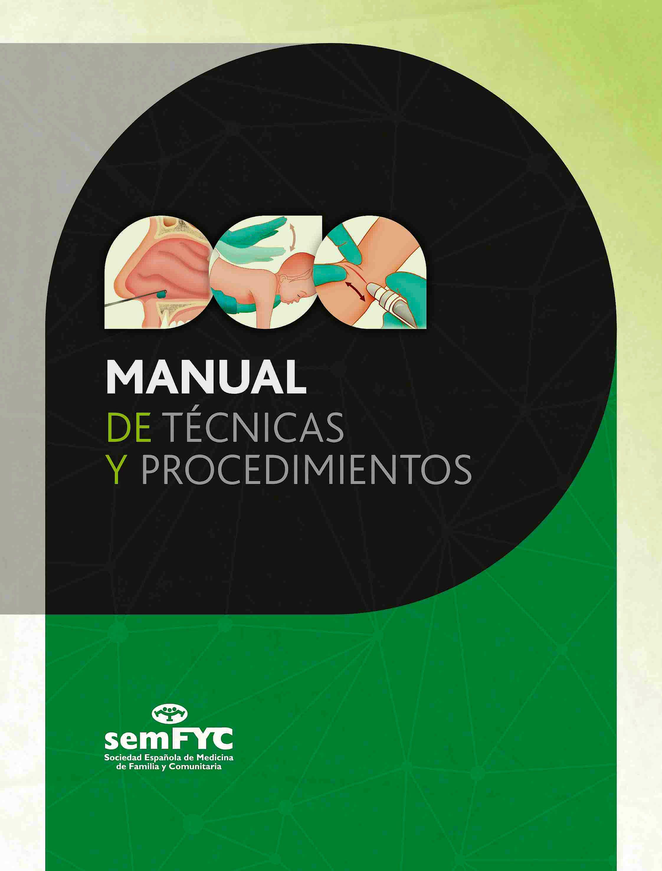 Portada del libro 9788412107081 Manual de Técnicas y Procedimientos