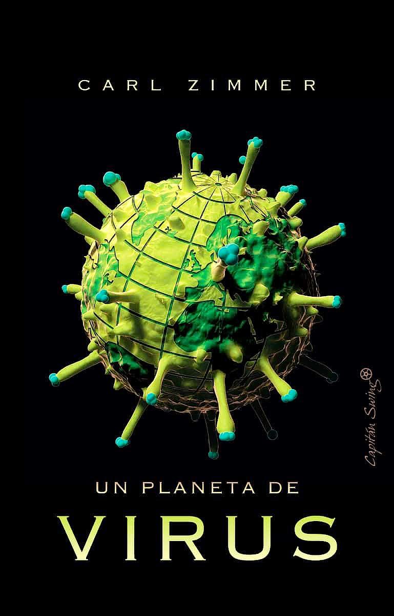Portada del libro 9788412197921 Un Planeta de Virus