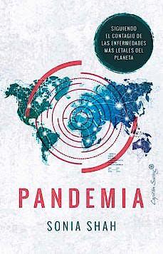 Portada del libro 9788412197938 Pandemia