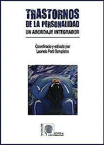 Portada del libro 9788412207774 Trastornos de la Personalidad. Un Abordaje Integrador